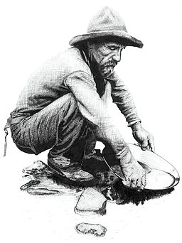 The stories this prospector's letters could tell... By Tony Oliver from Denver, CO, USA (Prospector) [CC BY 2.0 (http://creativecommons.org/licenses/by/2.0)], via Wikimedia Commons