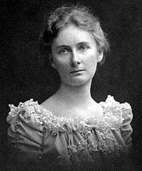 Dr. Florence Bascom helped train the majority of female geologists in America  during the early 20th century. By Smithsonian Institution from United States (Florence Bascom (1862-1945) [see page for license], via Wikimedia Commons