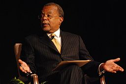 Harvard professor Henry Louis Gates Jr. grabbed the PBS spotlight with his 2012 genealogy show, Finding Your Roots. By Jon Irons [CC BY 2.0 (http://creativecommons.org/licenses/by/2.0)], via Wikimedia Commons