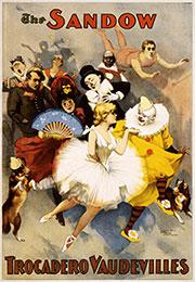 Sandow Tracadero Vaudeville