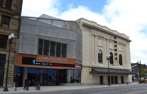 Cowles and Shubert Theater
