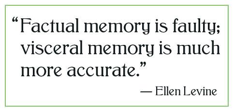 Ellen Levine quotation